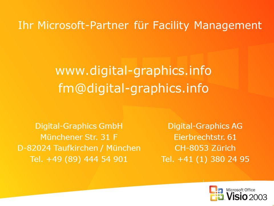 Ihr Microsoft-Partner für Facility Management