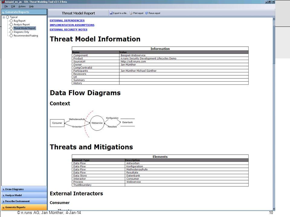 Phase Drei: Design ( 3 / ) Security Development Lifecycles - TechDays
