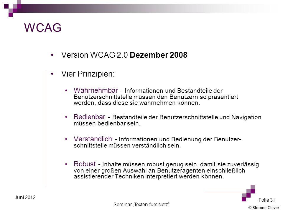 """Seminar """"Texten fürs Netz"""