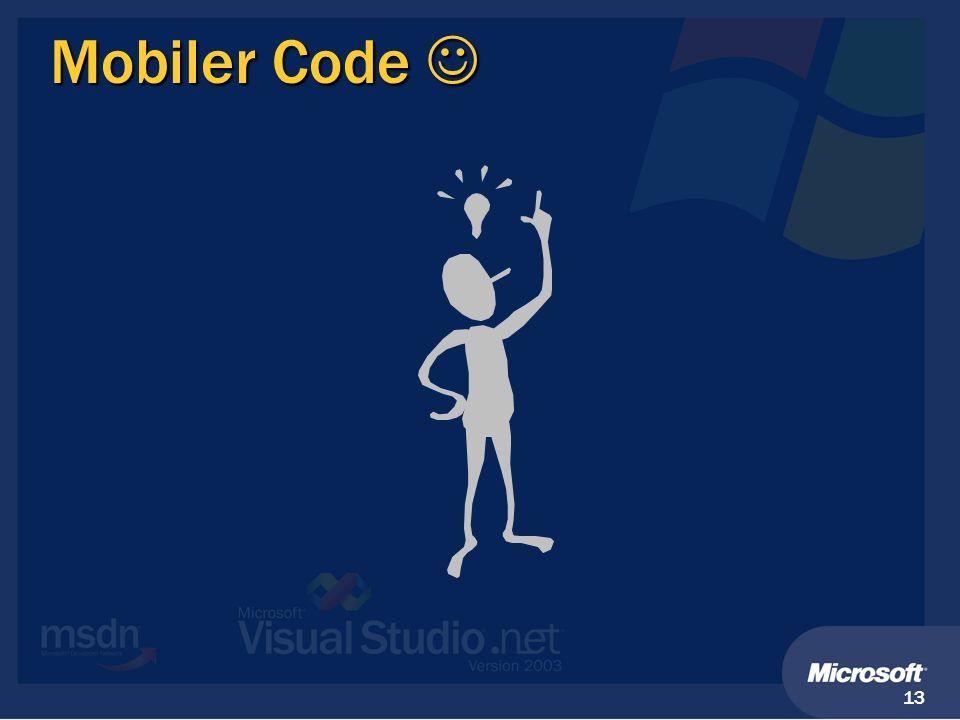 Mobiler Code 