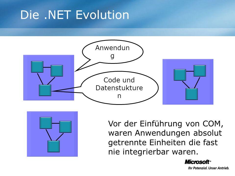 Code und Datenstukturen