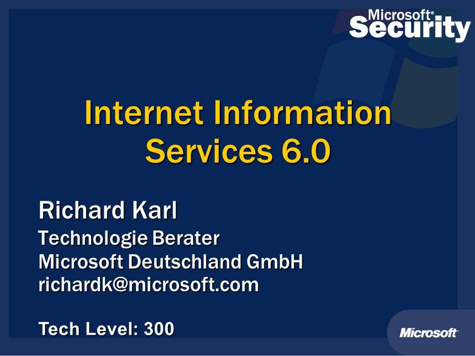 Internet Information Services 6.0