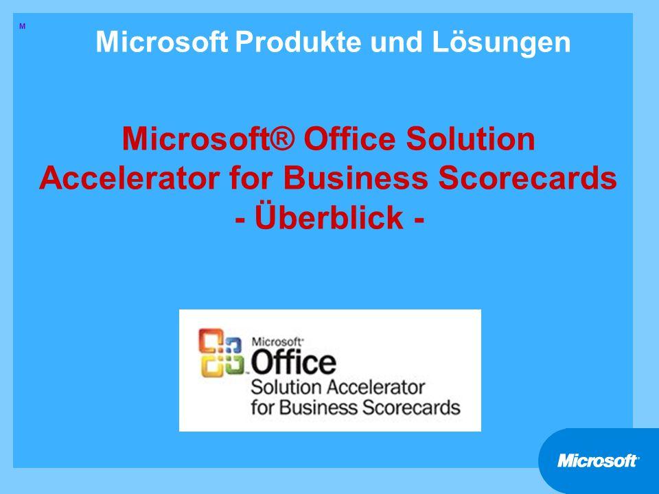Microsoft Produkte und Lösungen