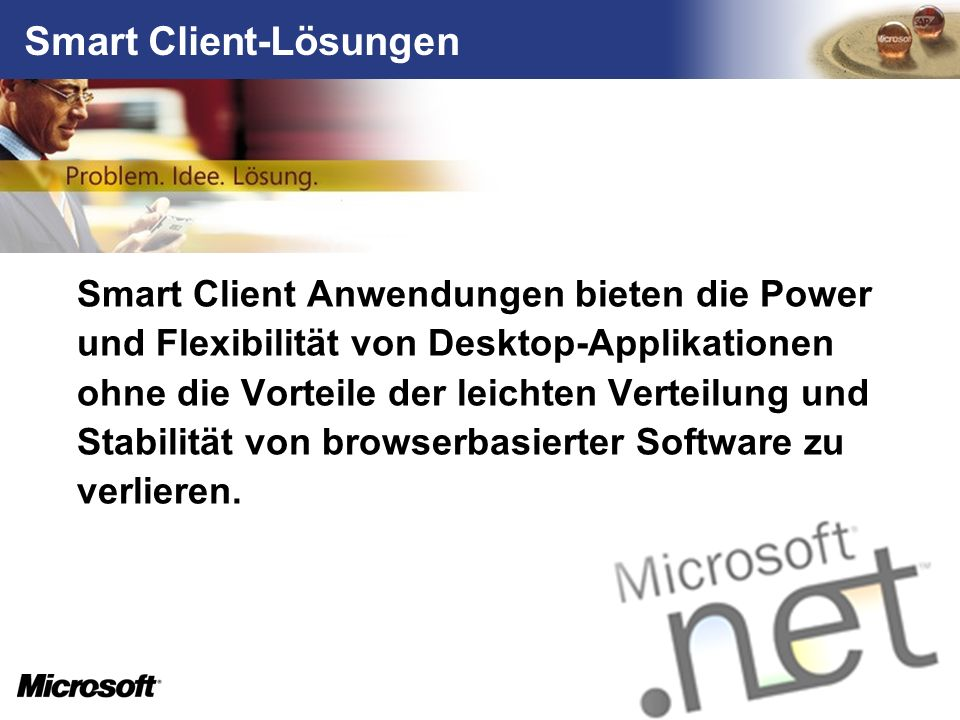 Smart Client-Lösungen