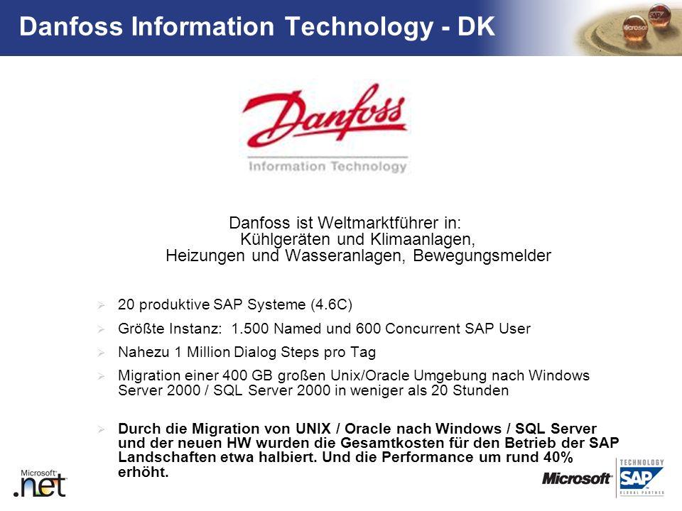 Danfoss Information Technology - DK