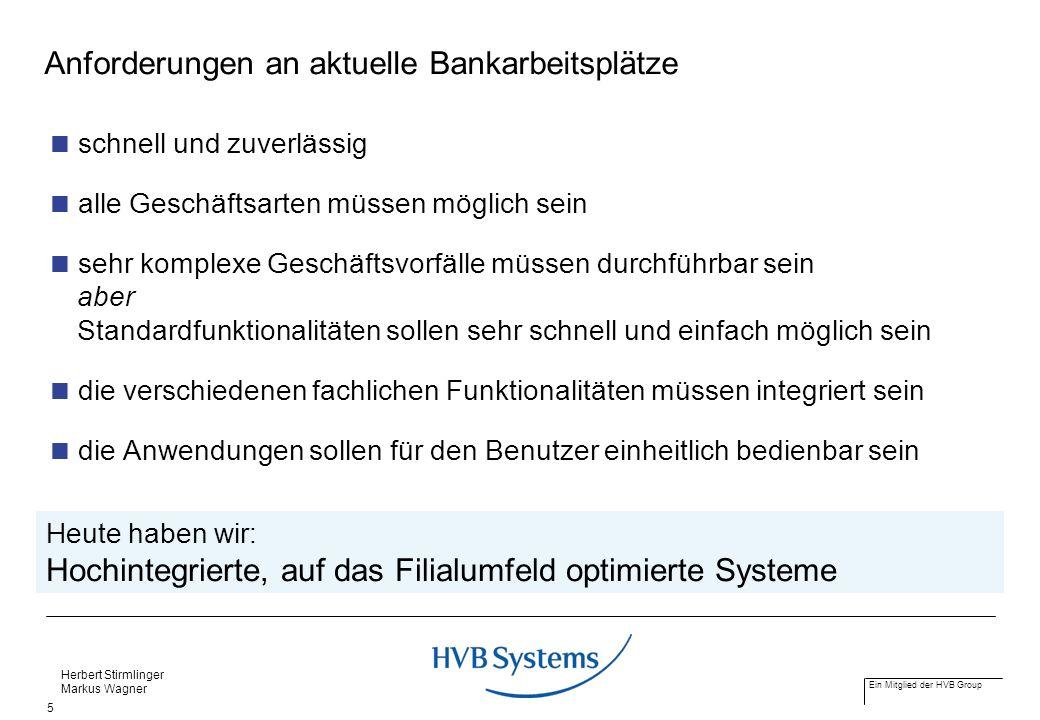 Anforderungen an aktuelle Bankarbeitsplätze
