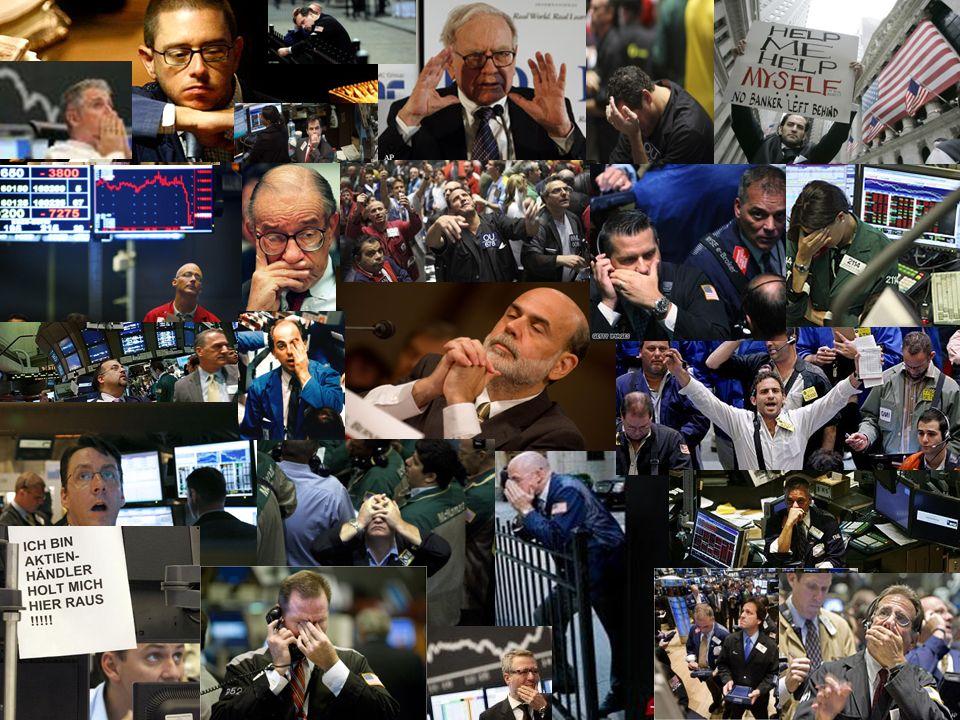 4.2. Historische Finanzmarktkrisen 4.2.4.Die Subprime Krise 2007-09