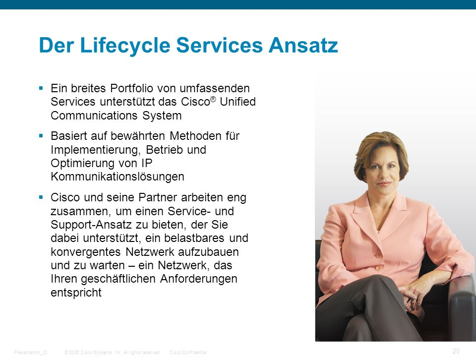 Der Lifecycle Services Ansatz