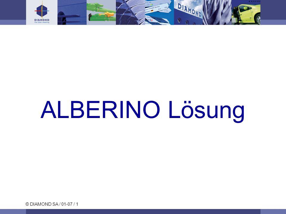 ALBERINO Lösung
