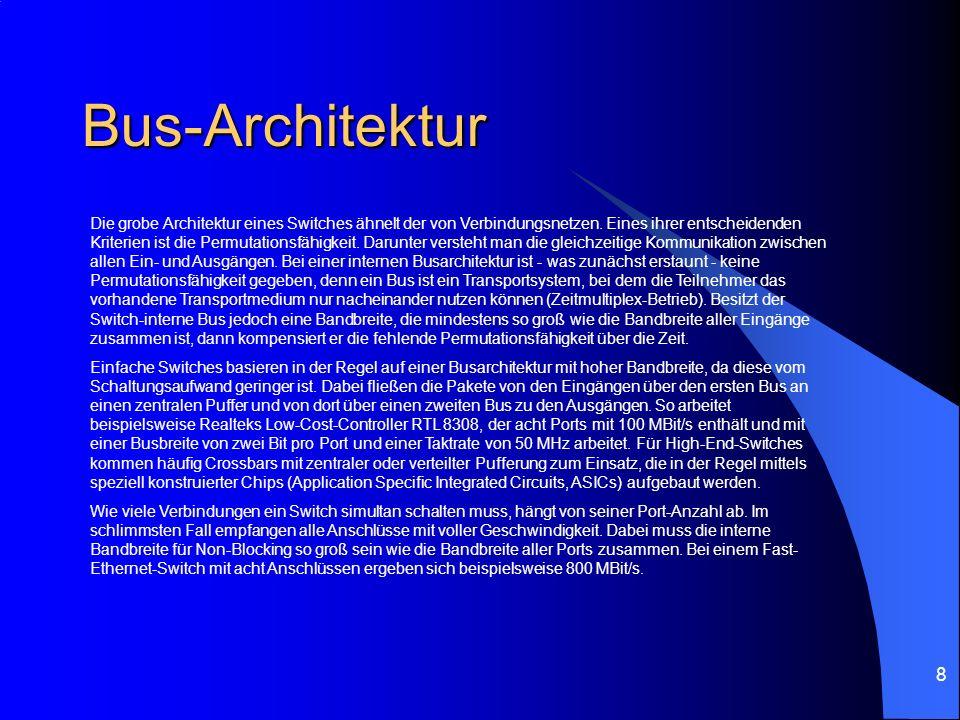 Bus-Architektur