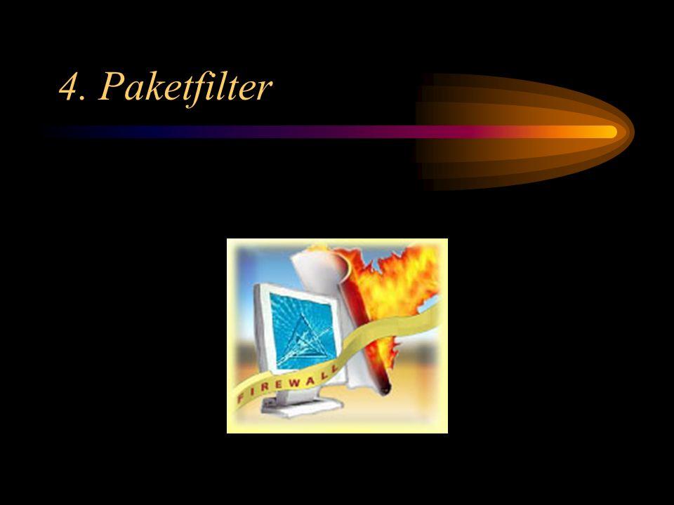 4. Paketfilter