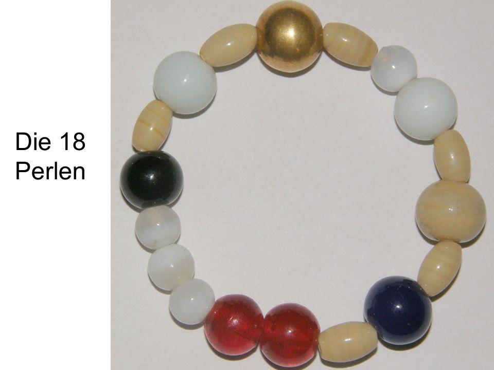 Die 18 Perlen