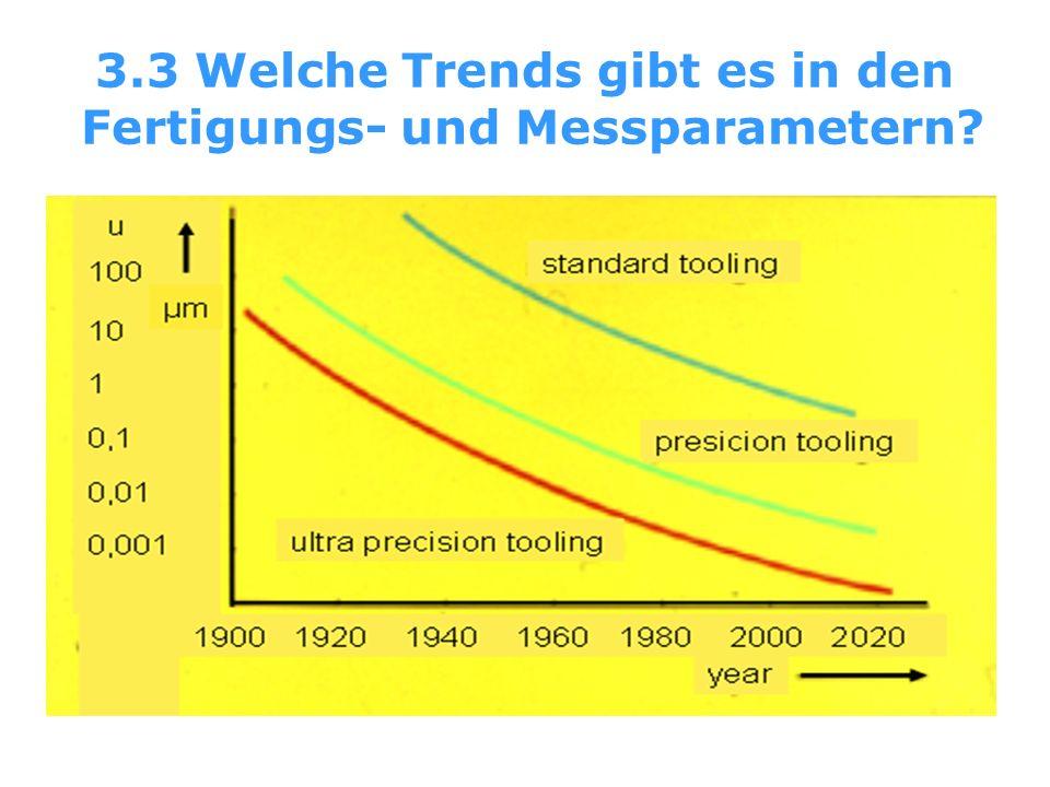 3.3 Welche Trends gibt es in den Fertigungs- und Messparametern