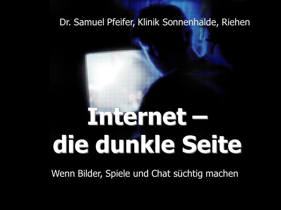 Internet – die dunkle Seite