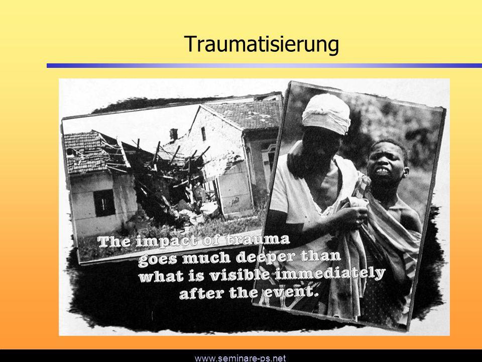 Traumatisierung