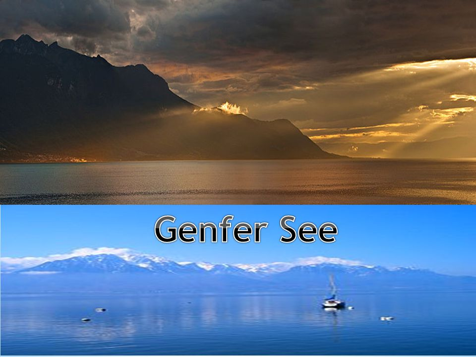 Genfer See