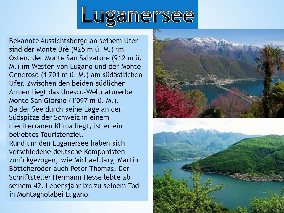 Luganersee