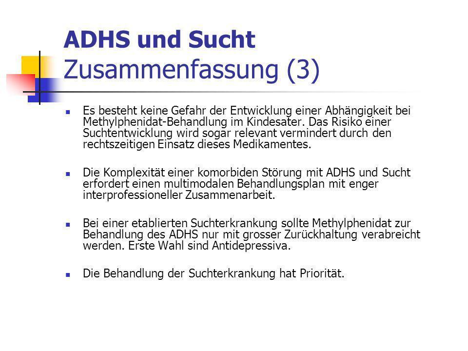 ADHS und Sucht Zusammenfassung (3)
