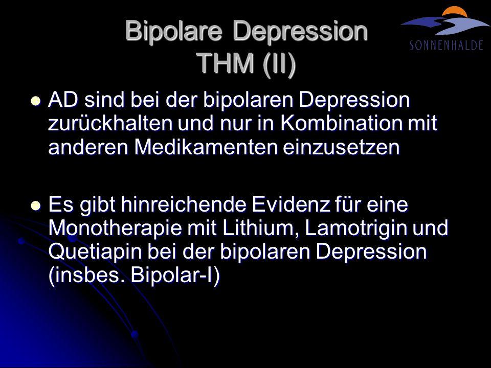 Bipolare Depression THM (II)