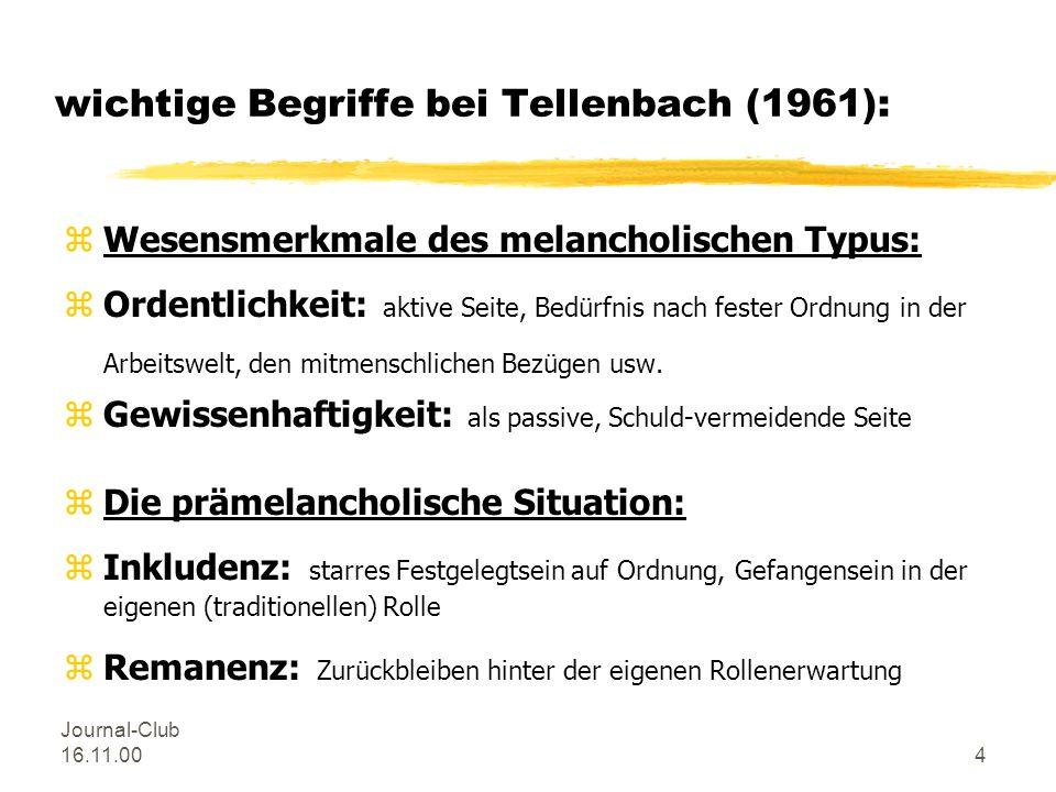 wichtige Begriffe bei Tellenbach (1961):