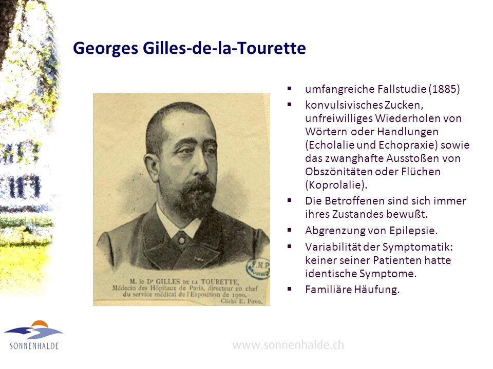 Georges Gilles-de-la-Tourette