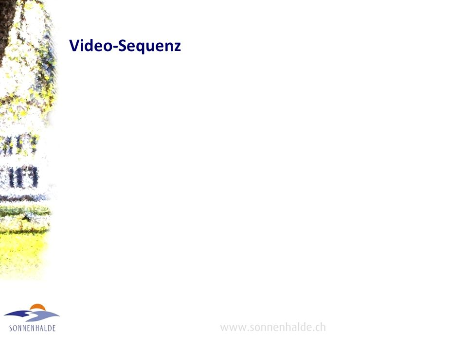 Video-Sequenz