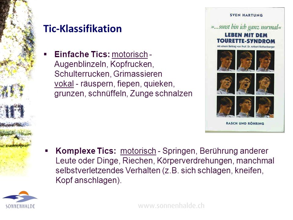 Tic-Klassifikation