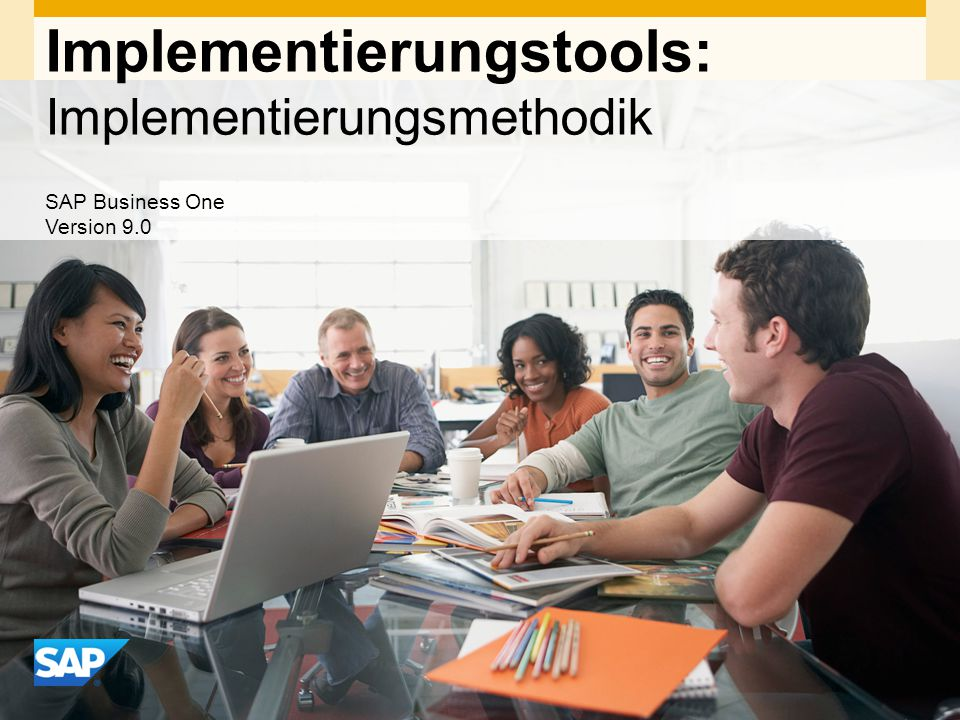 Implementierungstools: Implementierungsmethodik
