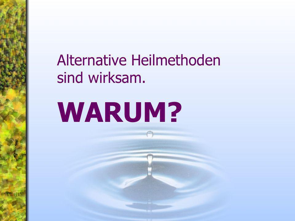 Alternative Heilmethoden