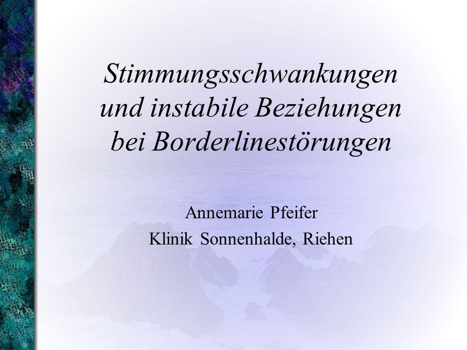 Annemarie Pfeifer Klinik Sonnenhalde, Riehen