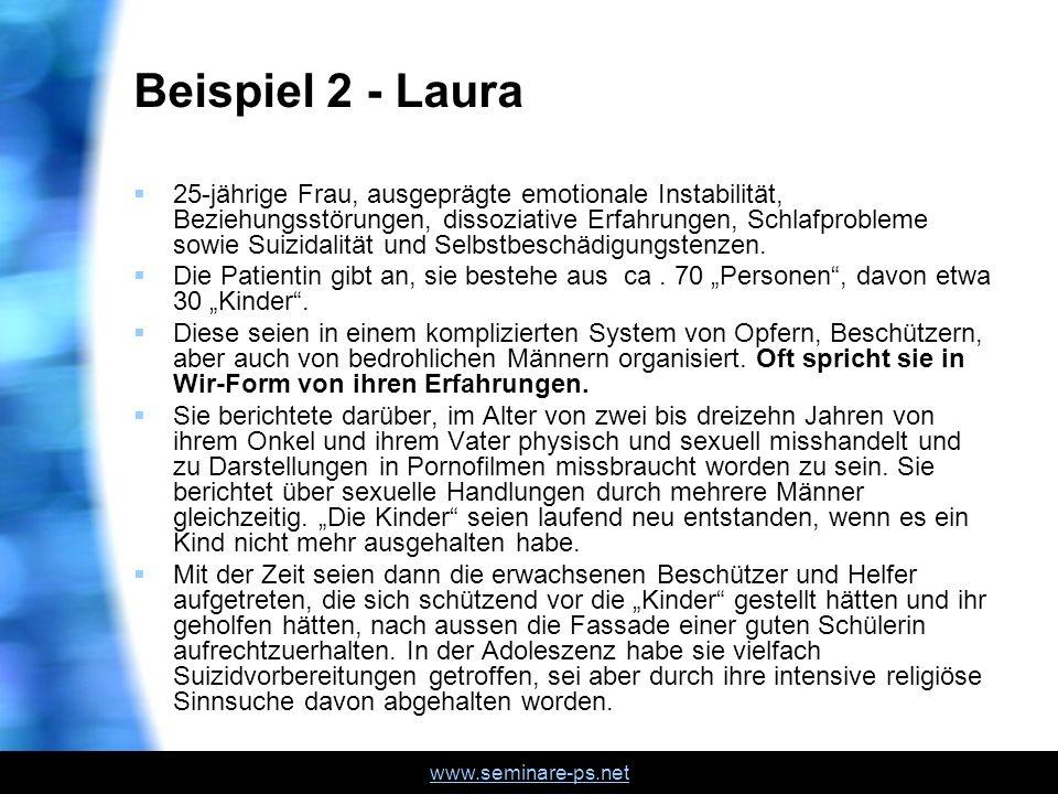 Beispiel 2 - Laura