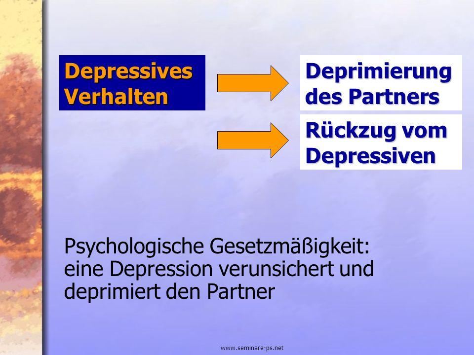 Depressives Verhalten
