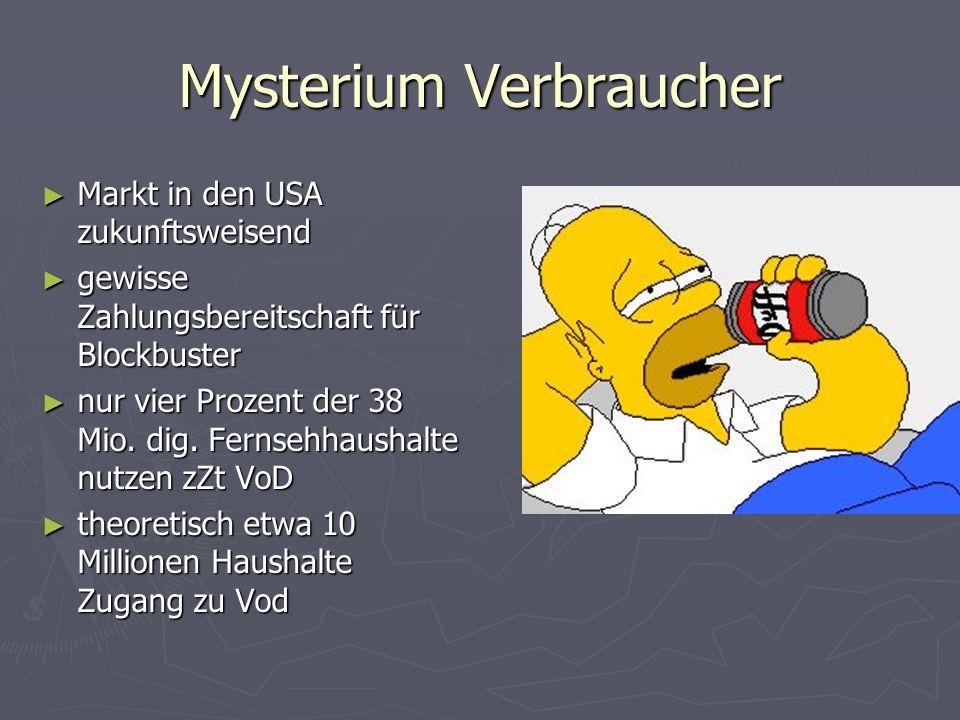 Mysterium Verbraucher