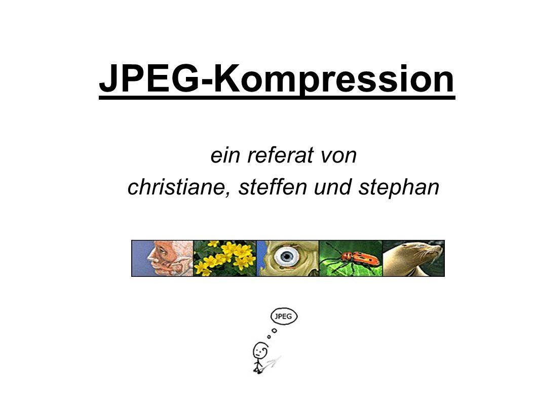 christiane, steffen und stephan