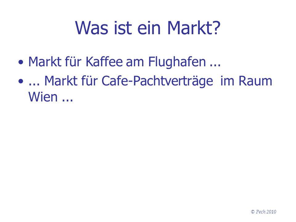 Was ist ein Markt Markt für Kaffee am Flughafen ...