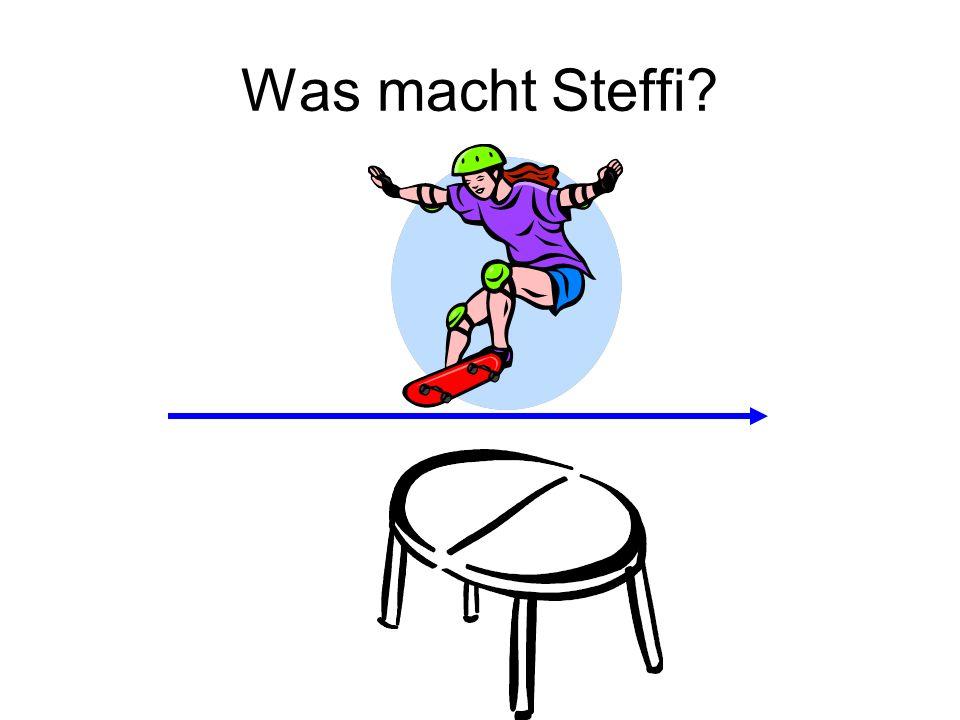 Was macht Steffi