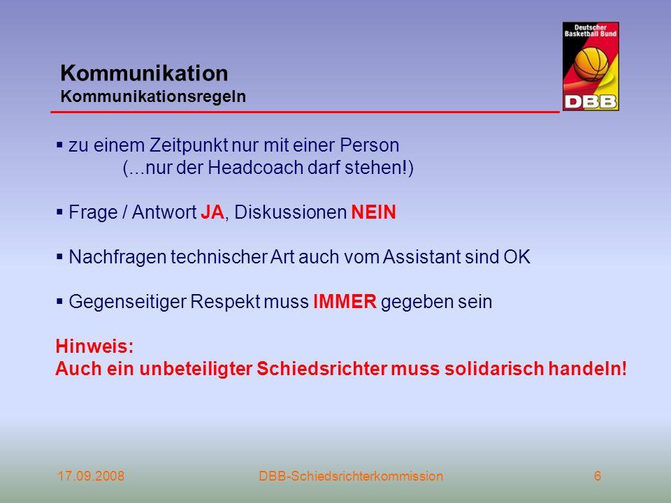 Kommunikation Kommunikationsregeln