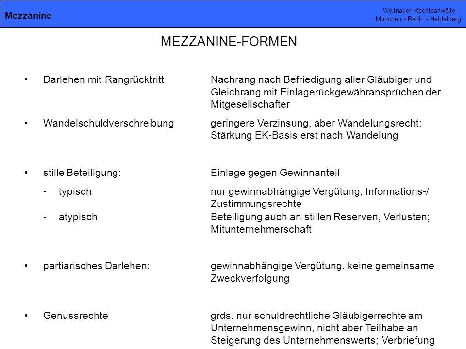 Mezzanine MEZZANINE-FORMEN.