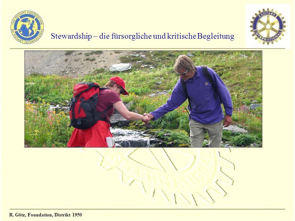 Stewardship – die fürsorgliche und kritische Begleitung