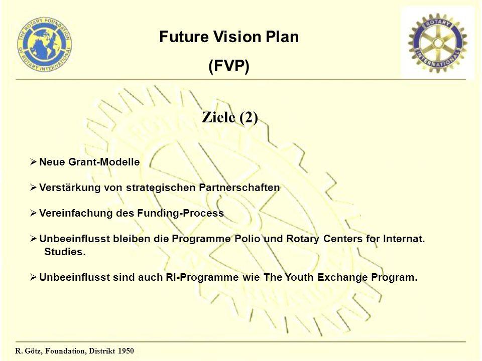 Future Vision Plan (FVP)
