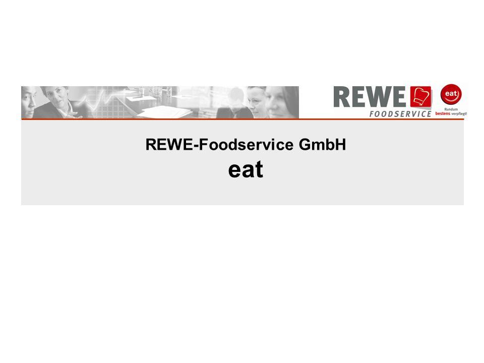 REWE-Foodservice GmbH eat