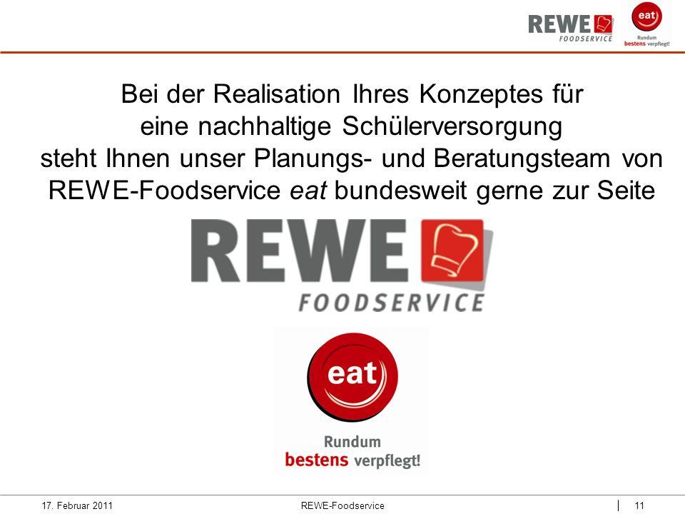 Bei der Realisation Ihres Konzeptes für eine nachhaltige Schülerversorgung steht Ihnen unser Planungs- und Beratungsteam von REWE-Foodservice eat bundesweit gerne zur Seite