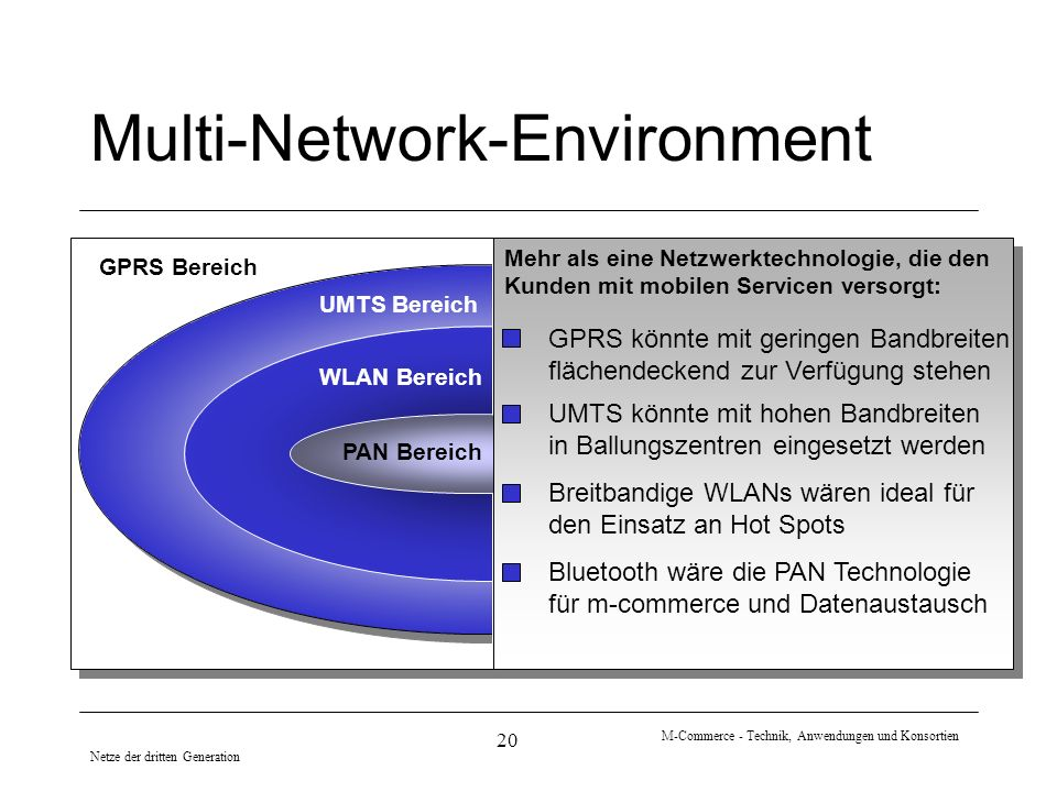 Multi-Network-Environment