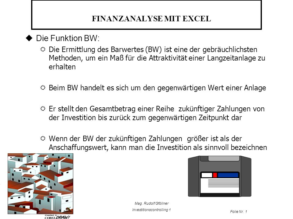finanzanalyse mit excel ppt video online herunterladen. Black Bedroom Furniture Sets. Home Design Ideas