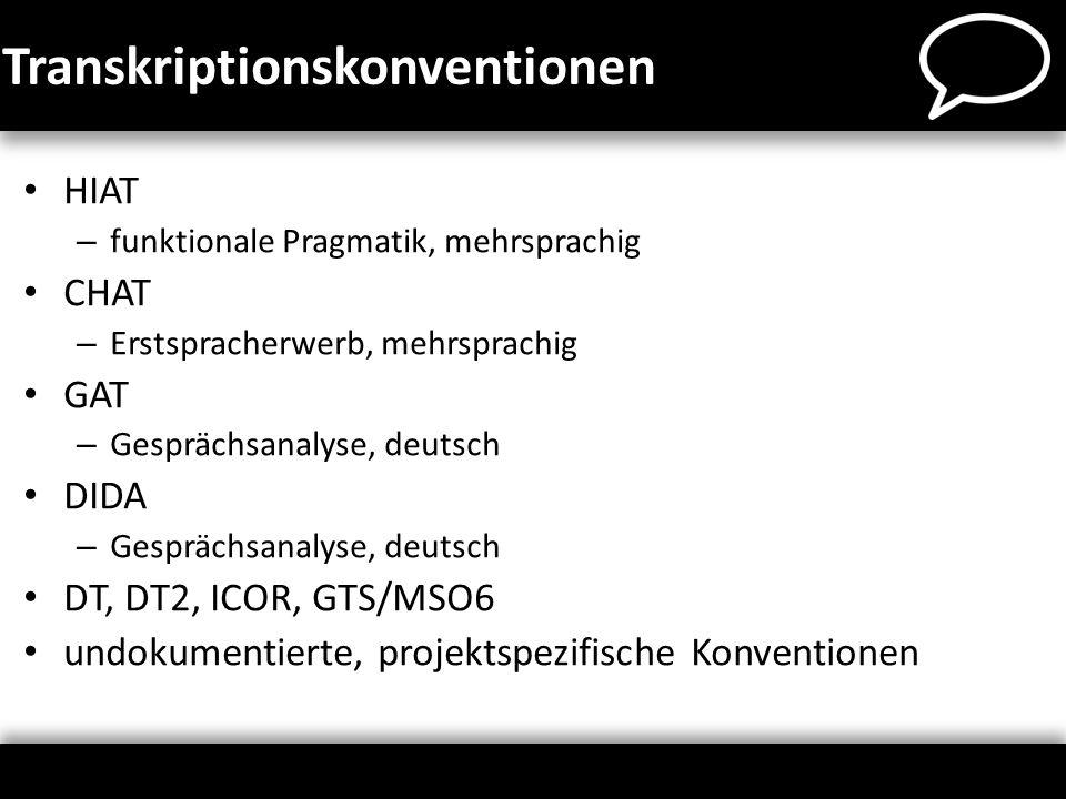 Transkriptionskonventionen