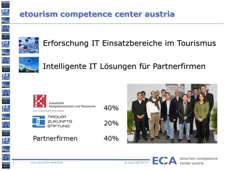 etourism competence center austria
