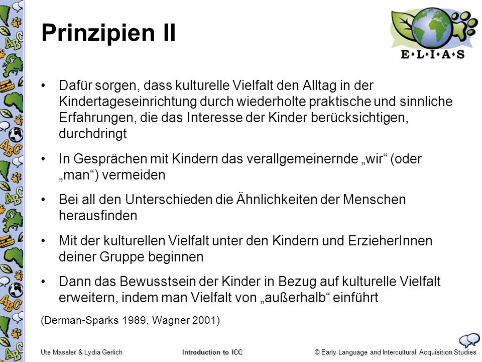 Prinzipien II
