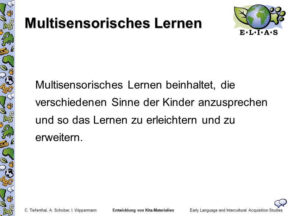 Multisensorisches Lernen