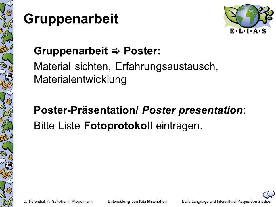 Gruppenarbeit Gruppenarbeit  Poster: