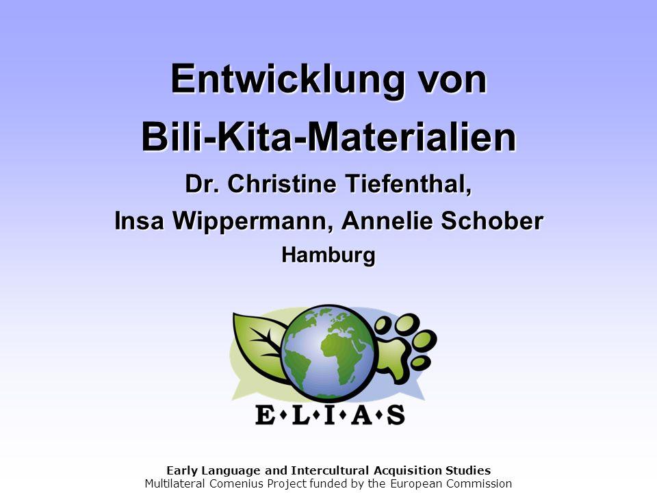 Entwicklung von Bili-Kita-Materialien Dr